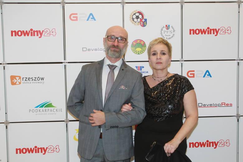 W Hotelu Prezydenckim w Rzeszowie odbyła się uroczysta gala Plebiscytu Sportowego Nowin. Zobaczcie zdjęcia ze ścianki, które zrobił nasz fotoreporte