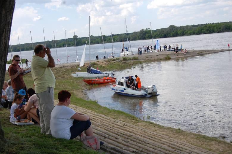 W sobotę około godz. 11  na przystań w Solcu  przypłyną żeglarze biorący udział w regatach miast nadwiślańskich