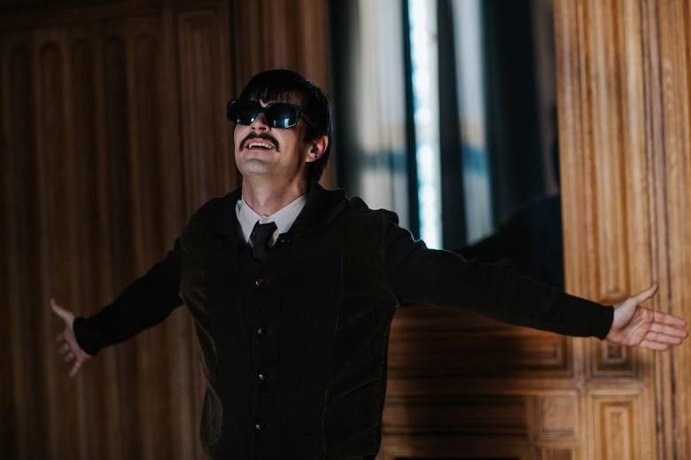 Ikar. Legenda Mietka Kosza.  Inspirowana prawdziwymi wydarzeniami historia niewidomego geniusza fortepianu. W ostrołęckim kinie Jantar od 18 do 20 października,
