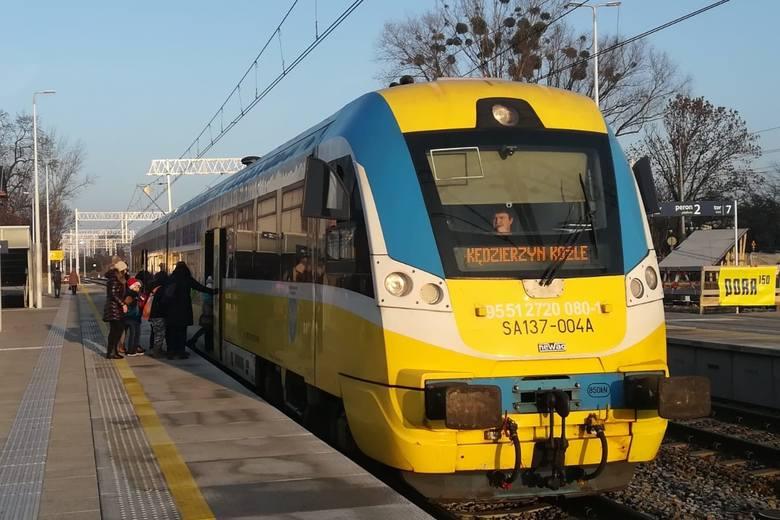 Modernizacja linii E30 na trasie Opole Groszowice - Kędzierzyn-Koźle zbliża się do półmetka