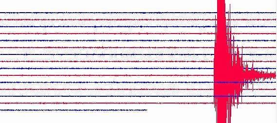 Wstrząs w Rybniku 9.12.2016 miał sił 2,5 w skali Richtera