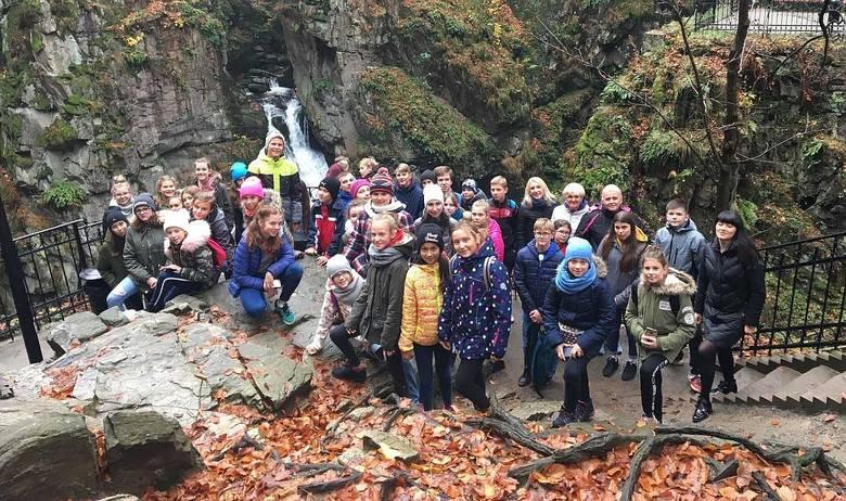 W pierwszych dniach listopada uczniowie szkół podstawowych w Chełmcach, Woli Wapowskiej i Kruszwicy (SP nr 2)  przebywali w ramach projektu Euroweek