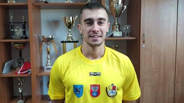 Michał Bajdur dołączył do Legionovii