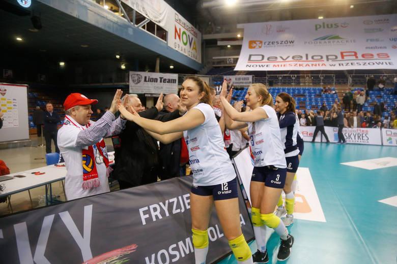 Developres Rzeszów pokonał MKS Kalisz odnosząc 17. ligowe zwycięstwo w tym sezonie.