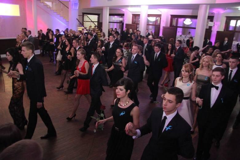 Studniówka 2014 - III Liceum Ogólnokształcące imie