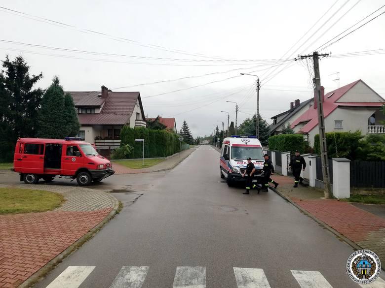 Większość mieszkańców Nowogrodu (powiat łomżyński) była zmuszona opuścić swoje domy i mieszkania. W tej miejscowości odkryto niewybuchy - pocisk z okresu