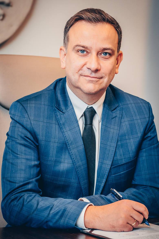Marcin Gwóźdź, wicemarszałek województwa dolnośląskiego, odpowiedzialny za Departament Gospodarki w Urzędzie Marszałkowskim