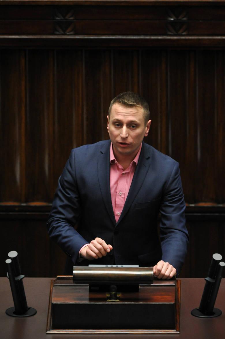 Krzysztof Brejza, poseł PO.