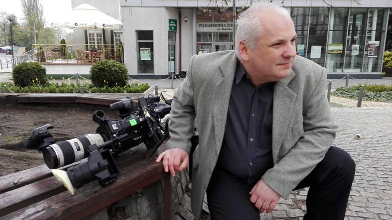 Maciej Chocianowski: Uważałem, że udział w filmie to obowiązek każdego zielonogórzanina