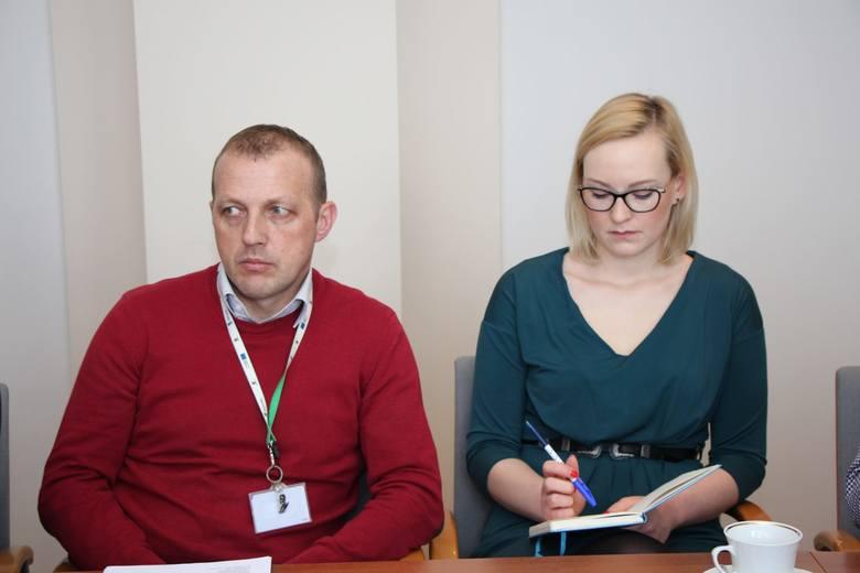 Katarzyna Kaczmarek, asystentka posła Artura Zasady.