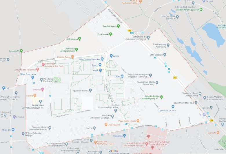Drugie miejsce w klasyfikacji zajmuje Zawadzkiego-Klonowica, czyli dzielnica, która góruje nad Międzyodrzem w kwestii przystępnych kosztów życia. Zawadzkiego-Klonowica