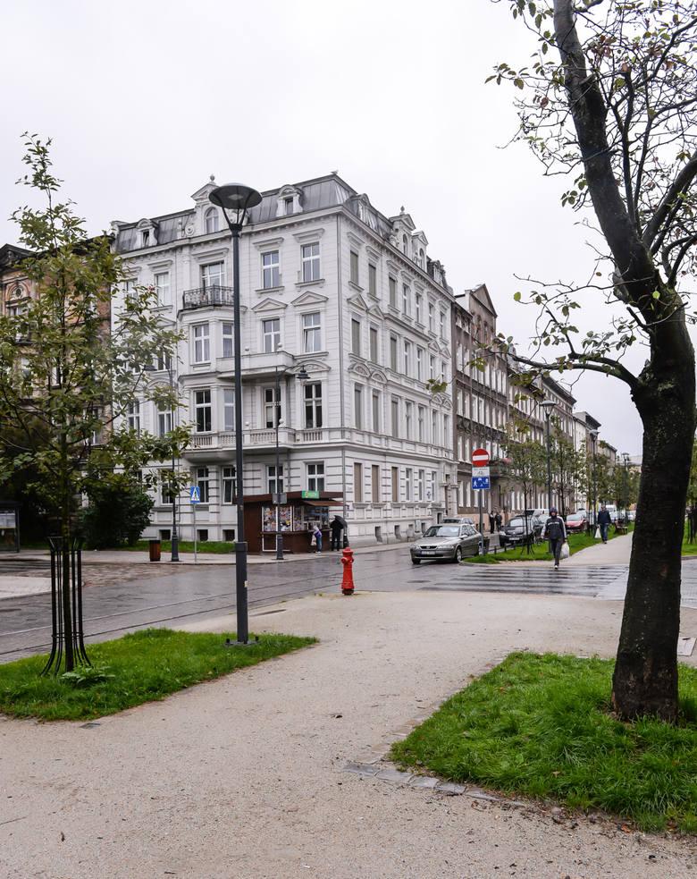 Budynek przy ul. Łąkowej 34