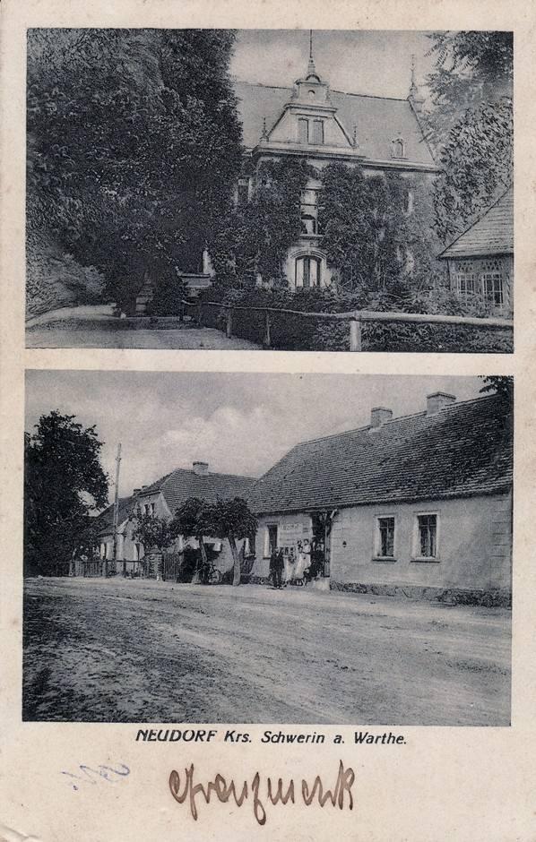 Nowa Wieś: Dawne Neudorf