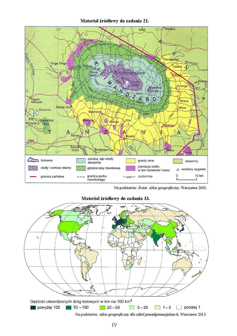 matura rozszerzona geografia 2010 odpowiedzi