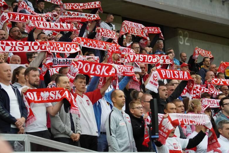 10.09.2019 polska - estonia u21   fot. anatol chomicz / gazeta wspolczesna /  kurier poranny / polska press
