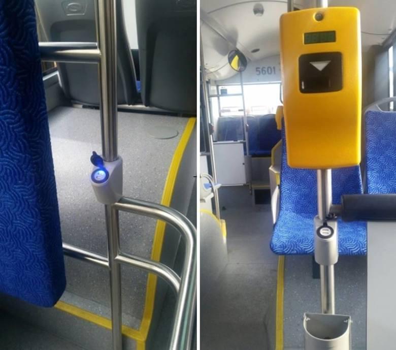 Ładowarki USB w szczecińskich autobusach? Radni dyskutują
