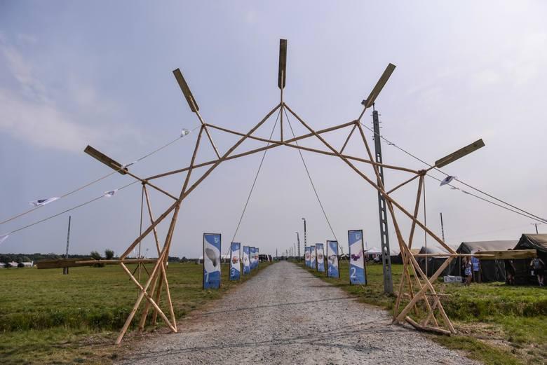 31.08.2019, Gdańsk, Wyspa Sobieszewska, zlot okręgu pomorskiego ZHR  z okazji 30-lecia
