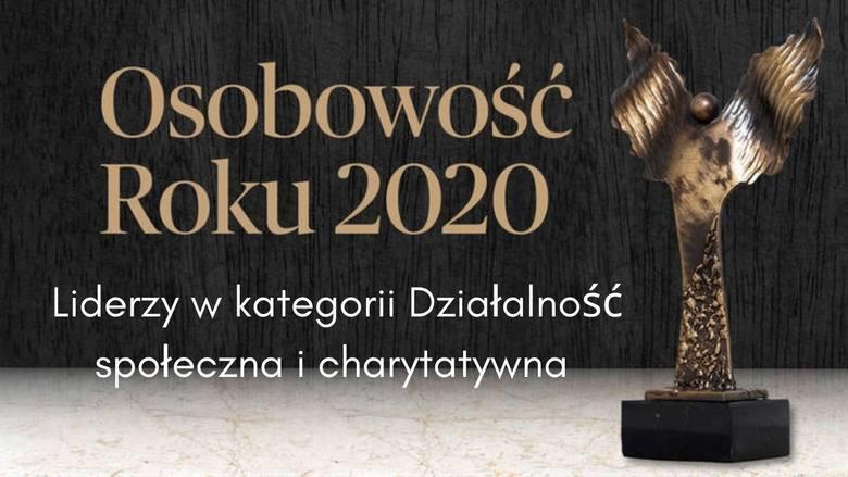 Trwa pierwszy etap plebiscytu OSOBOWOŚĆ ROKU 2020. Głosami mieszkańców, osobno w Kielcach i powiatach zostaną przyznane prestiżowe tytuły w kategorii