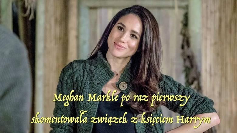 Aktorka opowiada o swoim związku z księciem Harrym