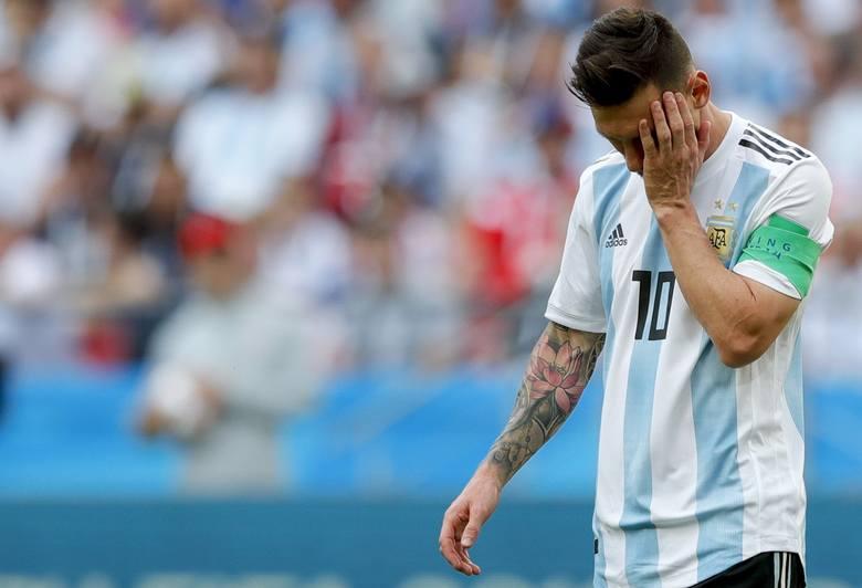 Argentyńczyk miał wszystko, aby osiągnąć co najmniej ten sam sukces, co przed czterema laty. Ofensywny kwartet w postaci Higuaina, Aguero, Dybali i Di