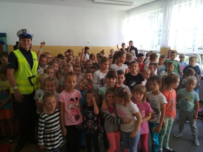 Policjanci nauczą dzieci zasad bezpieczeństwa na drodze