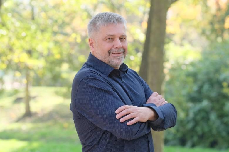 Wojciech Bratkowski kandyduje na urząd prezydenta Poznania z ramienia komitetu Poznań Od Nowa.