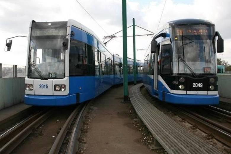50 niskopodłogowych tramwajów dla Krakowa