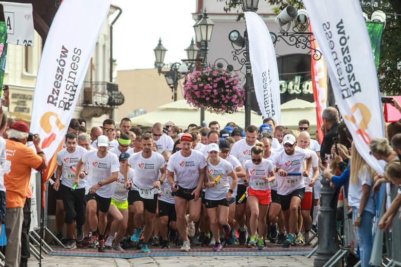 W Rzeszowie odbył się bieg charytatywny II Rzeszów Business Run. Uczestnicy wystartowali z Rynku i pobiegli ulicami  Słowackiego, Ks. F. Dymnickiego,