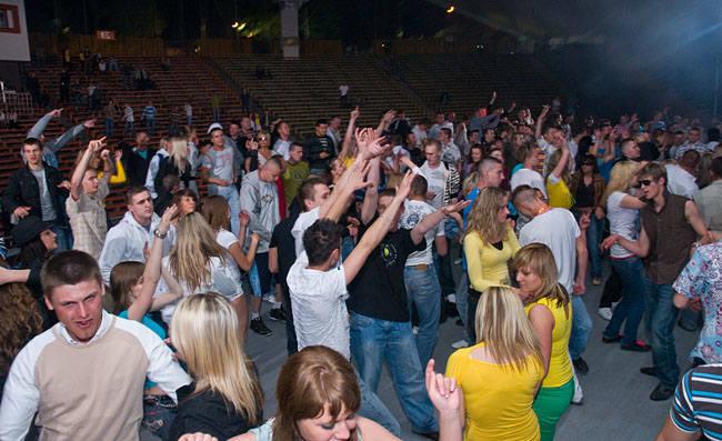 W 2008 roku w koszalińskim amfiteatrze odbył się Before Sunrise Festival, który był zapowiedzią organizowanego w Kołobrzegu Sunrise Festival. W amfiteatrze