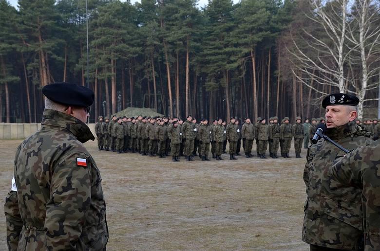 kpt. Rafał Nowak, oprac. (jac)Od piątku, 11 marca ponad 100 żołnierzy 34. Brygady Kawalerii Pancernej z Żagania rozpoczęło udział w ćwiczeniu dowódczo-sztabowym