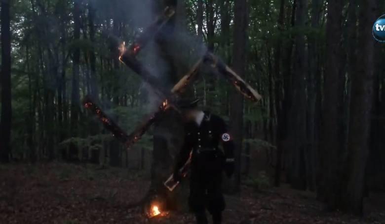 """Zdjęcia z reportażu """"Polscy neonaziści"""""""