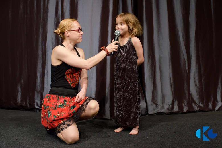W Gdyńskim Centrum Kultury bardzo mile widziane są dzieci.
