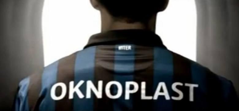 OKNOPLAST jako sponsor Interu Mediolan