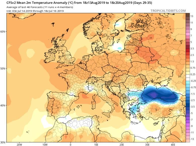 Pogoda SIERPIEŃ 2019: zobacz prognozę na koniec wakacji! Powrót upałów! Czym jeszcze zaskoczy nas lato? [30.08]