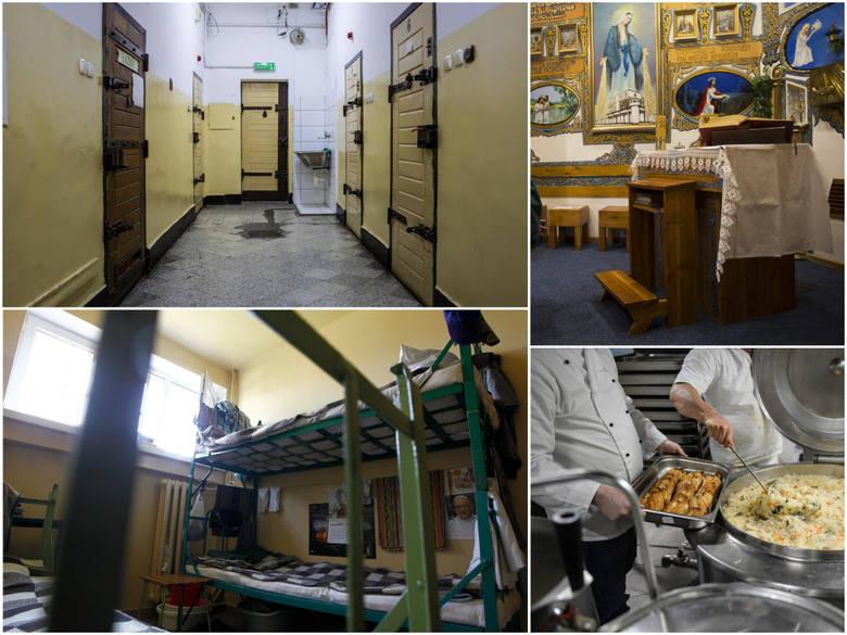Zastanawialiście się kiedyś, jak wyglądają zakłady karne, areszty śledcze wewnątrz? Zebraliśmy dla Was zdjęcia z naszych archiwów  przedstawiające więzienia