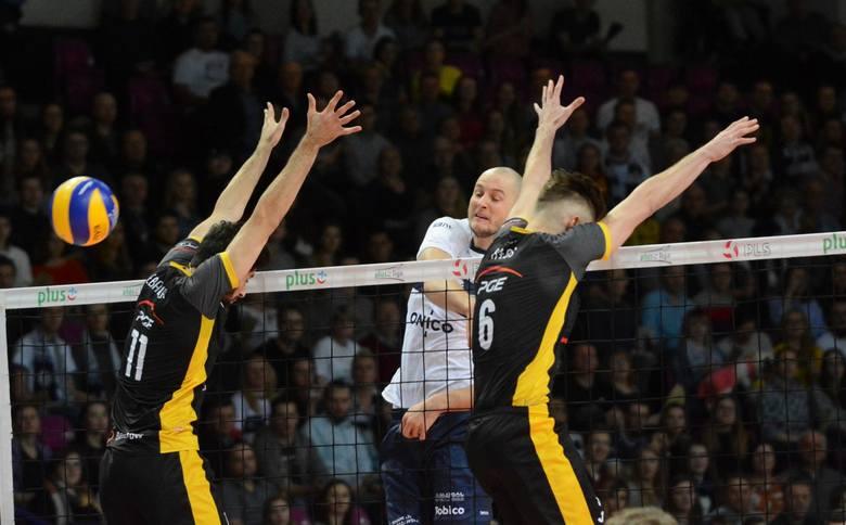 Bartosz Kurek siódmy raz został najlepszym gaczem spotkania.