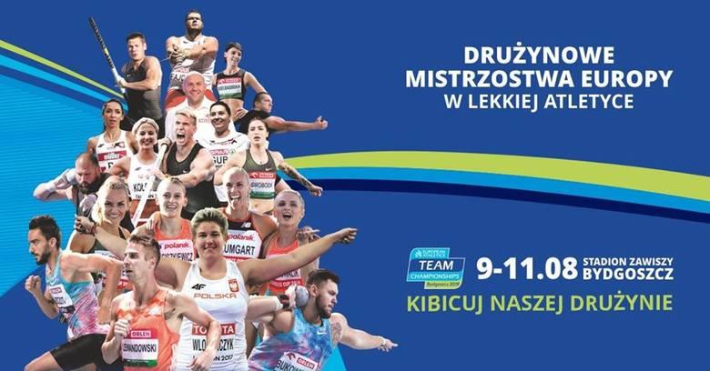 Od piątku do niedzieli na stadionie Zawiszy rozgrywane będą drużynowe mistrzostwa Europy w lekkiej atletyce. Wystartuje 12 narodowych reprezentacji.
