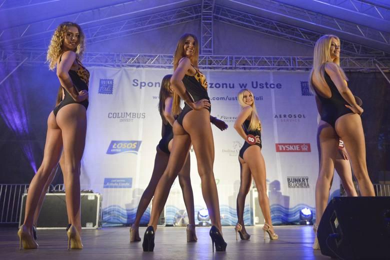 Wybory Bursztynowej Miss Polski to cykliczna impreza odbywająca się nad polskim morzem. Zobacz, jak wyglądały finały wyborów organizowane w Ustce na