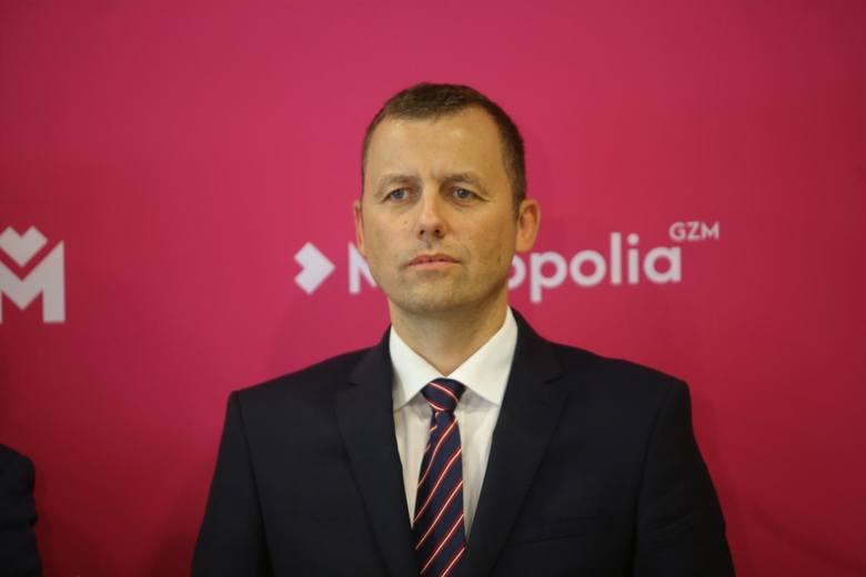 Mikołaj Wild, prezes CPK: Nie jestem upoważniony by komentować działania rządu w tym zakresie