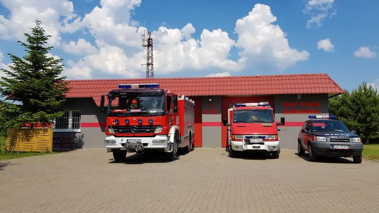 Ochotnicza Straż Pożarna  w Sieniawce