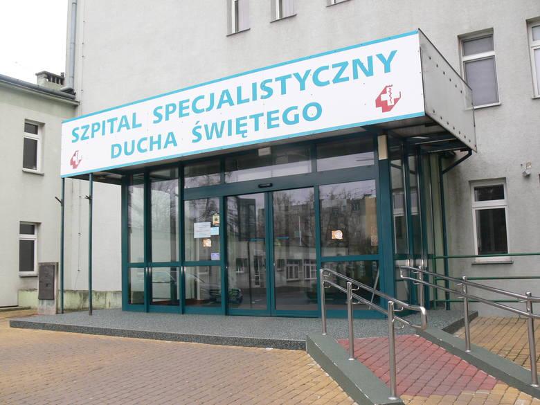 W sandomierskim szpitalu ruszyły bezpłatne badania przeciwko rakowi płuc.
