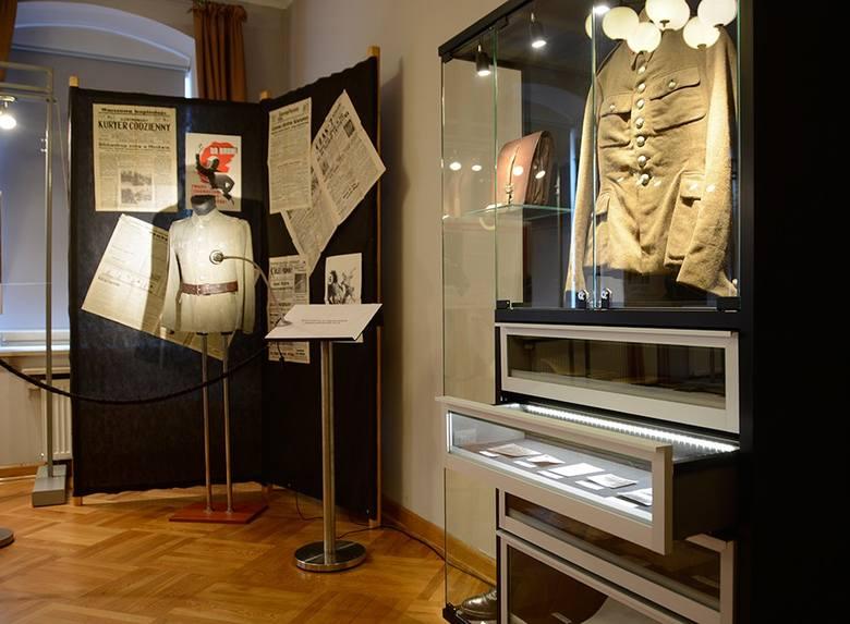 Młody kolekcjoner z Kęt posiada zbiory, które już budzą duże uznanie i są ciekawą lekcją historii o przedwojennym wojsku