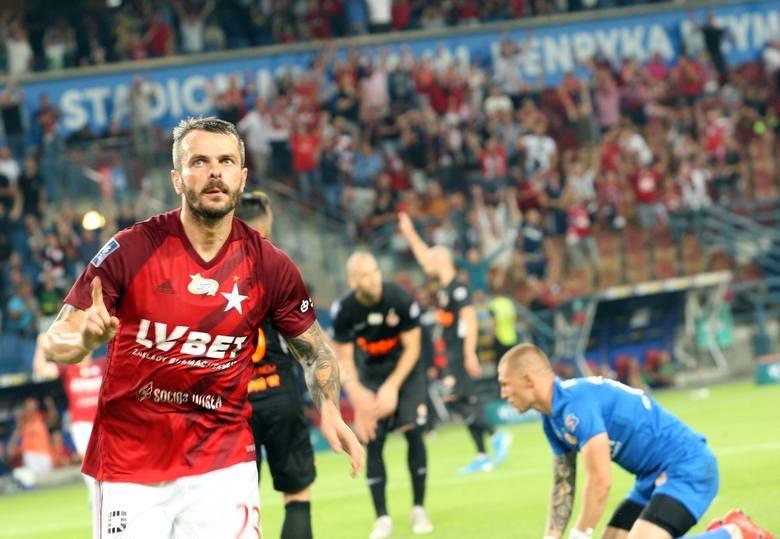 Zdjęcia z meczu Wisła Kraków - Zagłębie Lubin [GALERIA]