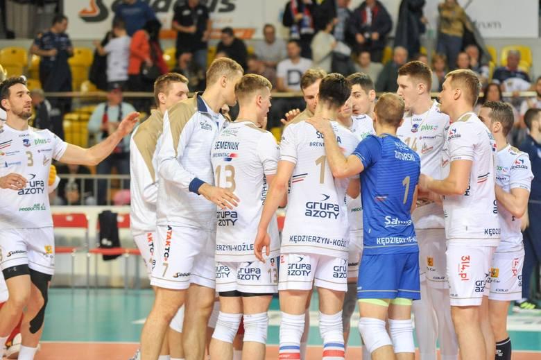 Koniec sezonu PlusLigi. Nie będzie Mistrza Polski w tym sezonie. Grupa Azoty Zaksa Kędzierzyn zagra w europejskich pucharach.