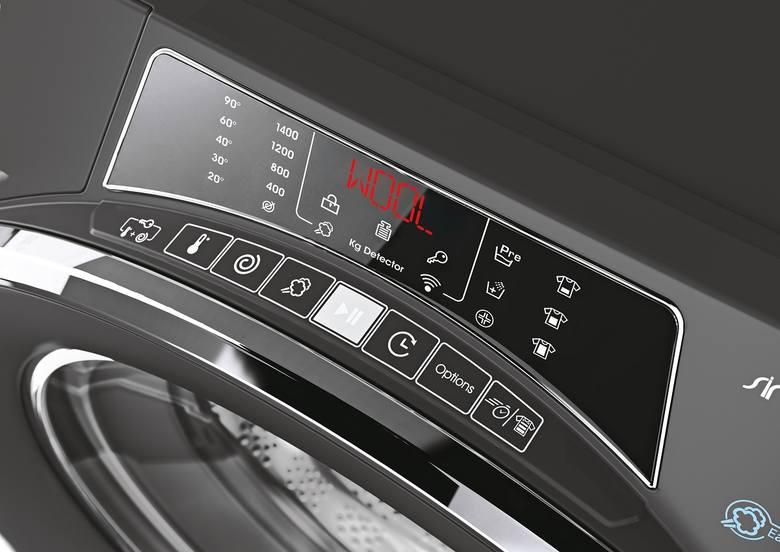 Candy prezentuje innowacyjną pralkę o najwyższej klasie energetycznej A!