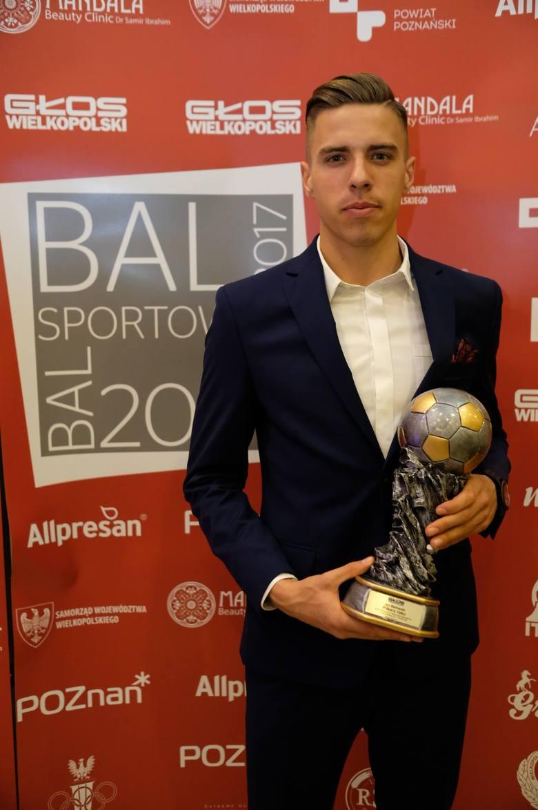 Piłkarzem roku został Jan Bednarek z Lecha Poznań