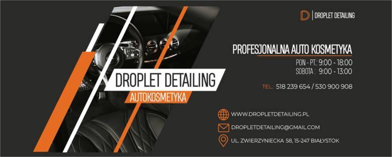 Droplet Detailing Profesjonalna Auto Kosmetyka