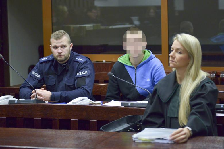 Podpalacz z Lęborka stanął przed sądem. Oskarżony odpowiada za kilka zbrodni