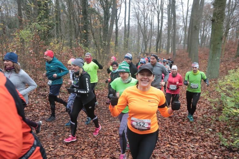 Listopadowy City Trail Szczecin.