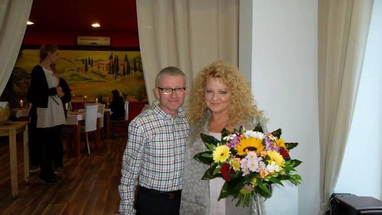 """""""Kuchenne rewolucje"""" Magdy Gessler w restauracji Bazylia&Oregano w Poznaniu. Gessler umieściła ją w swoim przewodniku po 101"""